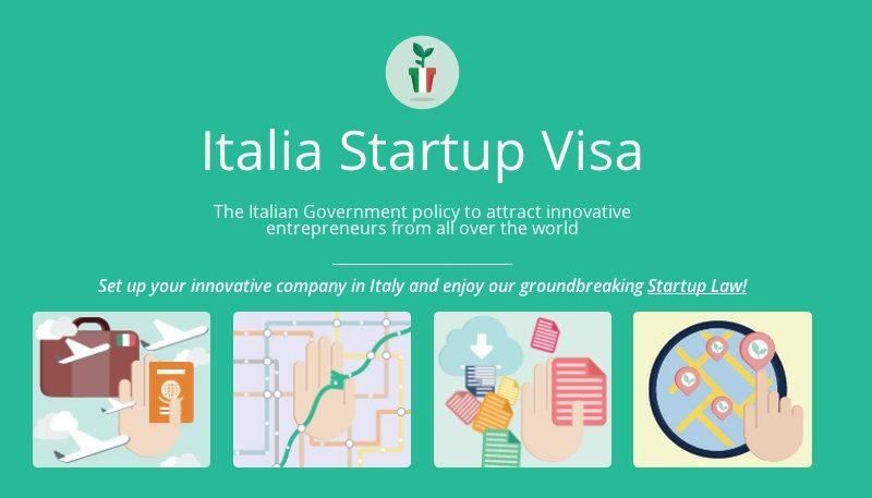 Italia startup visa notaio moccia firenze