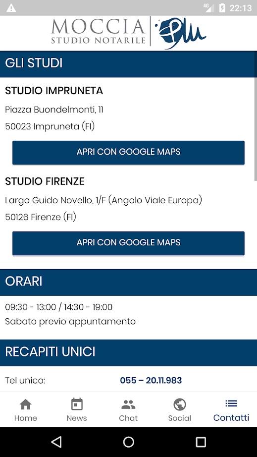 App Studio Moccia - 3