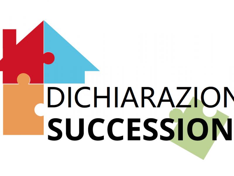 DICHIARAZIONE SUCCESSIONI on line